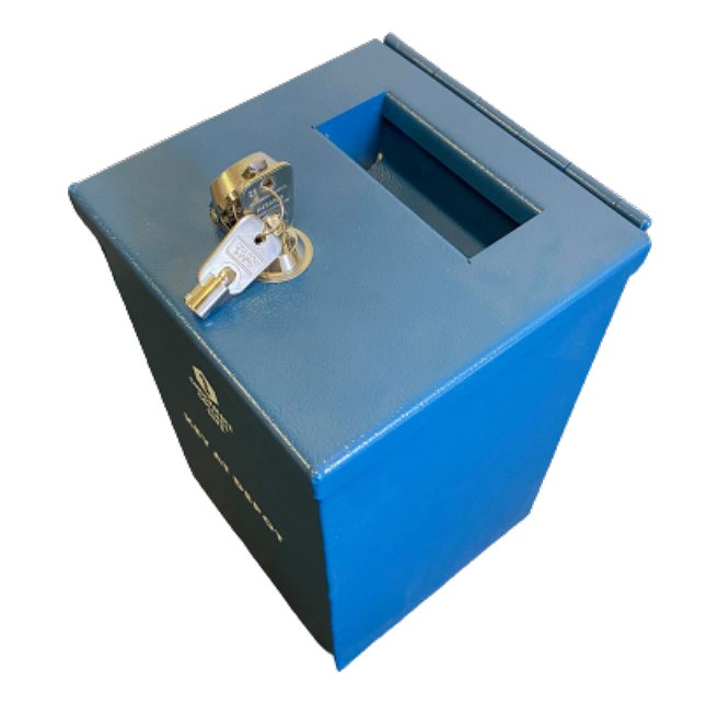 Collect Fixed Slot Top Safe Complete Unit