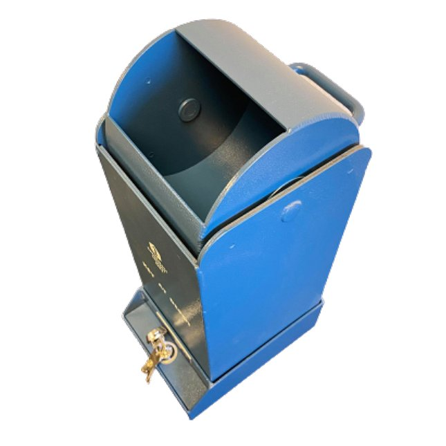 Collect Standard Roll Top Safe Complete Unit