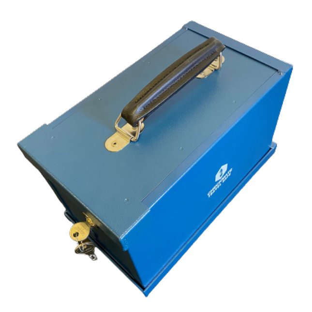 Commercial Plain Lid Safe 1 Lock : Complete Unit