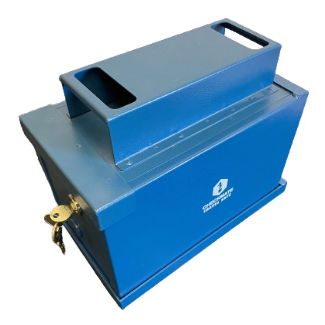 Commercial Coin Chute Safe 1 Lock : Complete Unit