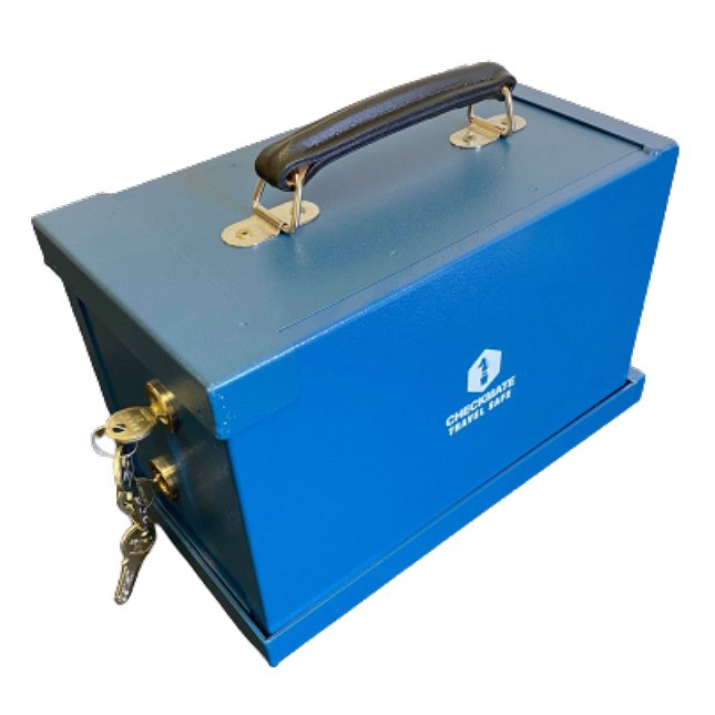 Commercial Plain Lid Safe 2 Lock : Complete Unit