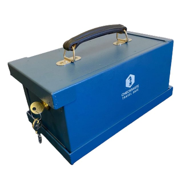 Commercial Short Plain Lid Safe 1 Lock : Complete Unit