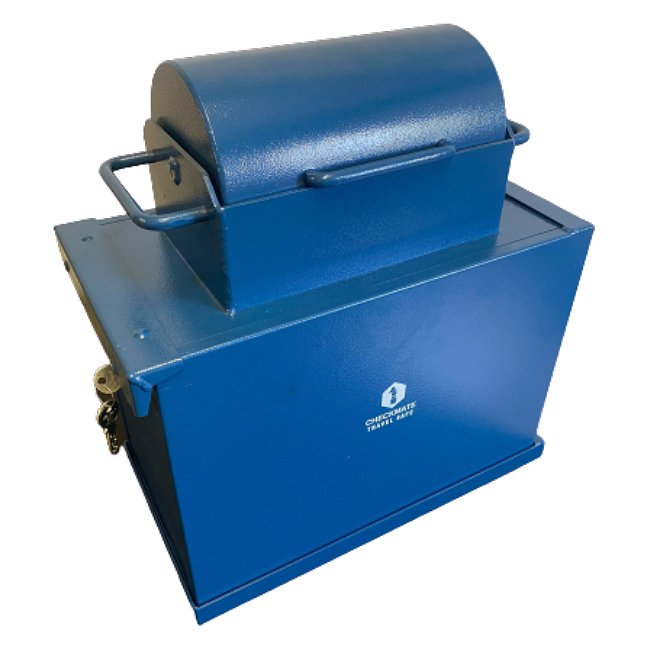 Industrial Roll Top Safe 1 Lock : Complete Unit