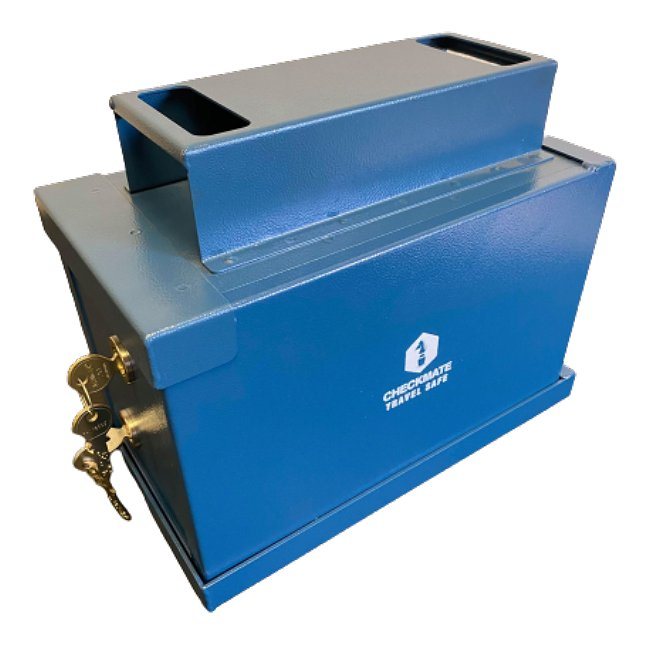 Industrial Coin Chute Safe 2 Lock : Complete Unit