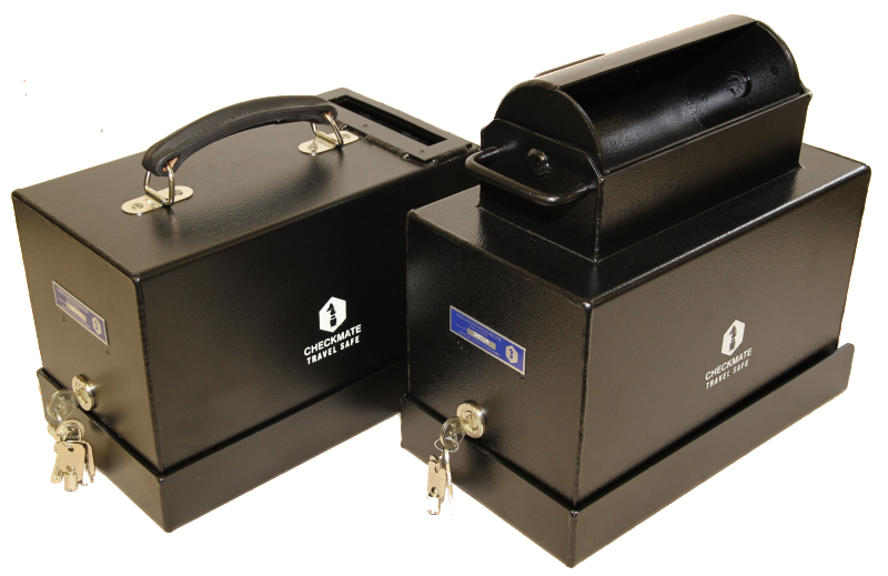 Travel Safes from Checkmate Devices